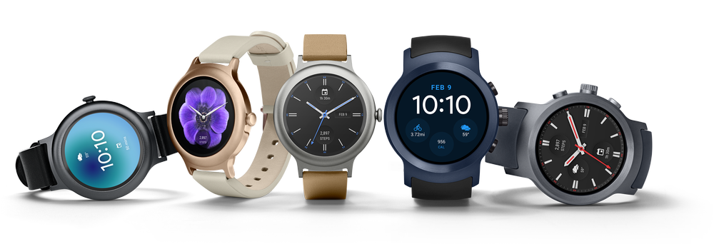 LG Watch Style and LG Watch Sport were launched at the same time as Android Wear 2.0.